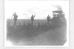 Late 1880's Steam Tractor