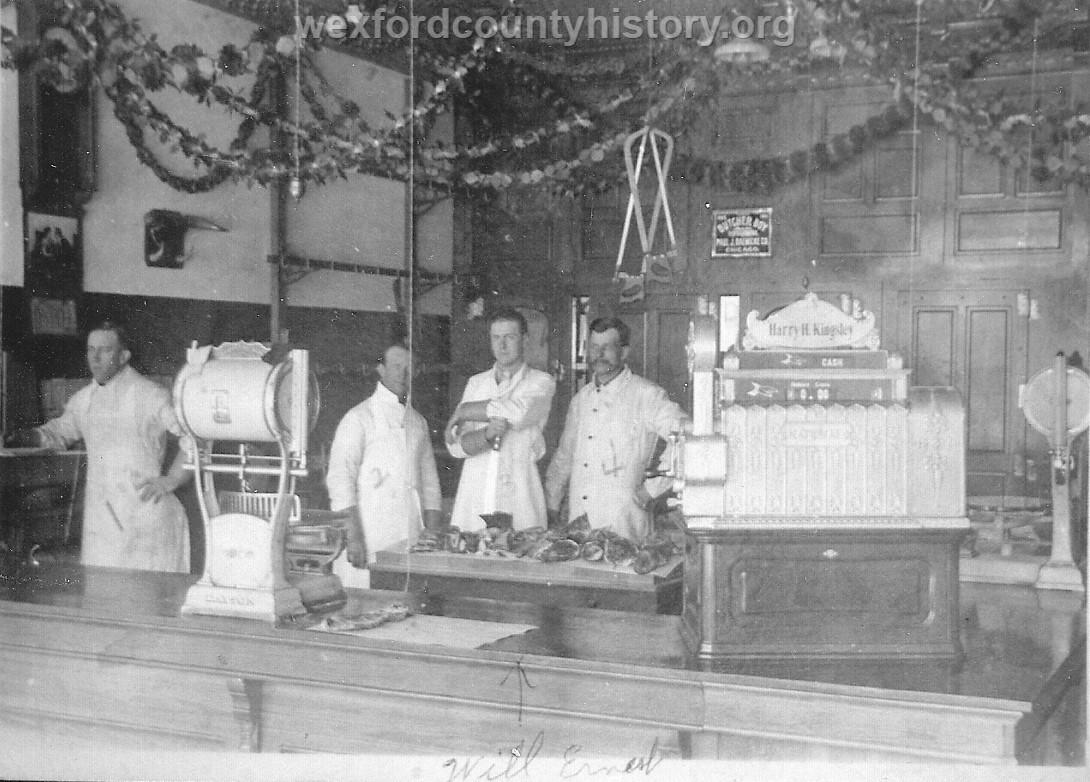 Ernst Butcher Shop