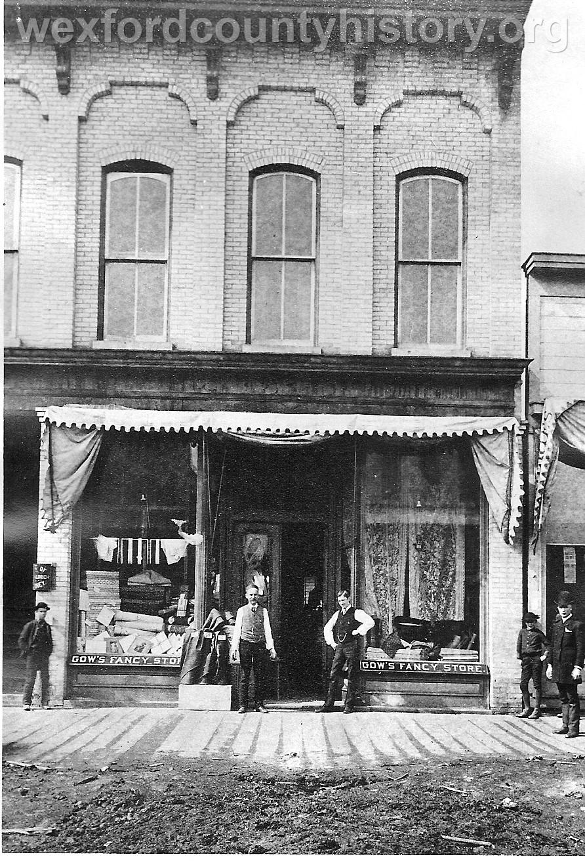 Gow's Fancy Store