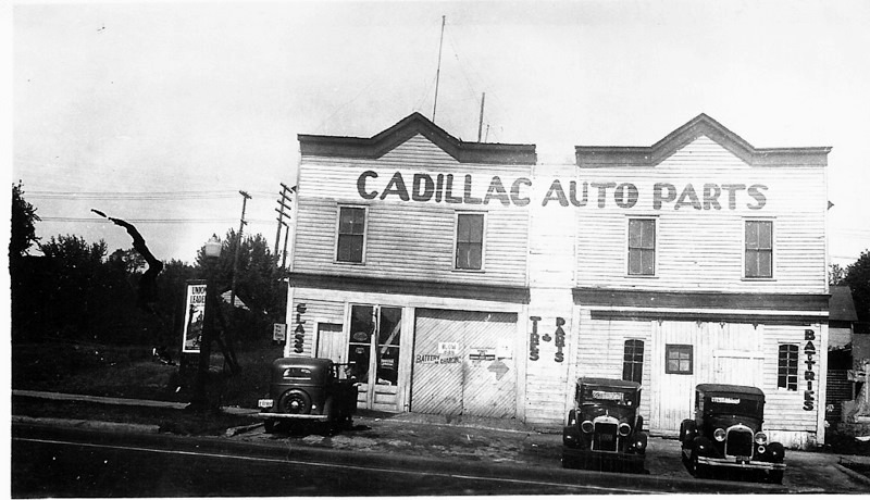 Cadillac Auto Parts Store