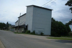 Cadillac City Roller Mills Shed