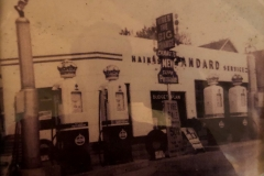 Haine's Standard Station