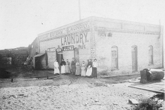 Cadillac Steam Laundry