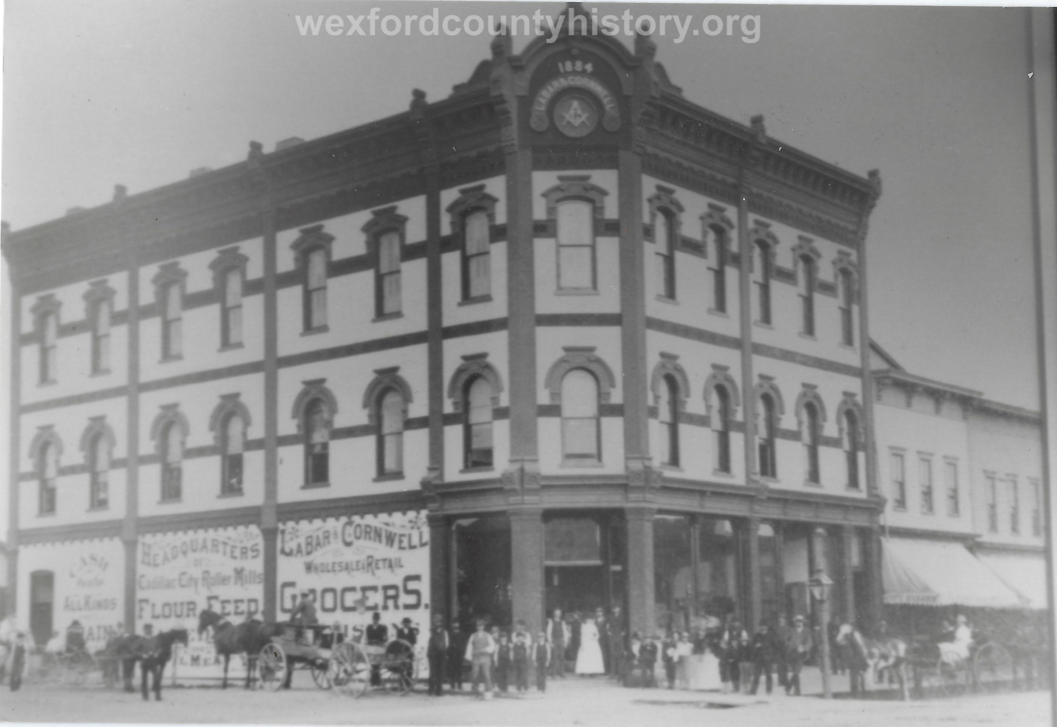 La Bar - Cornwell Building