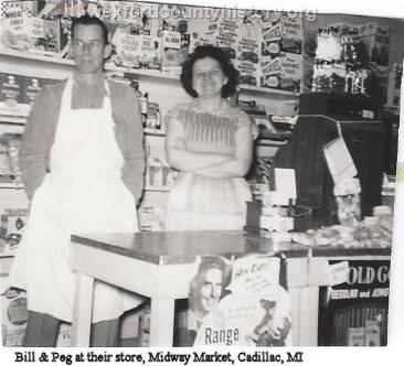 Midway Market On Haynes Street