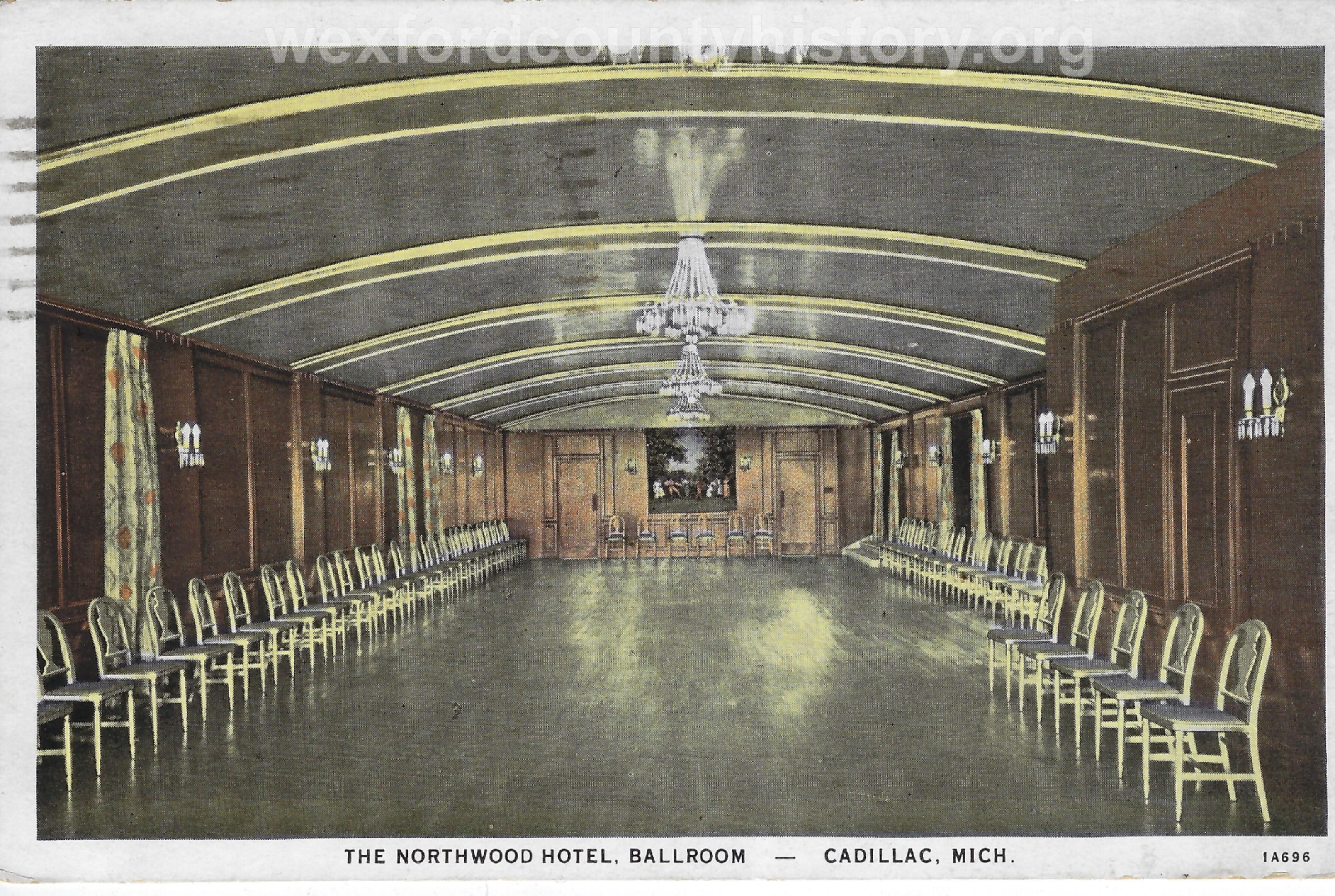 Northwood Hotel Ballroom