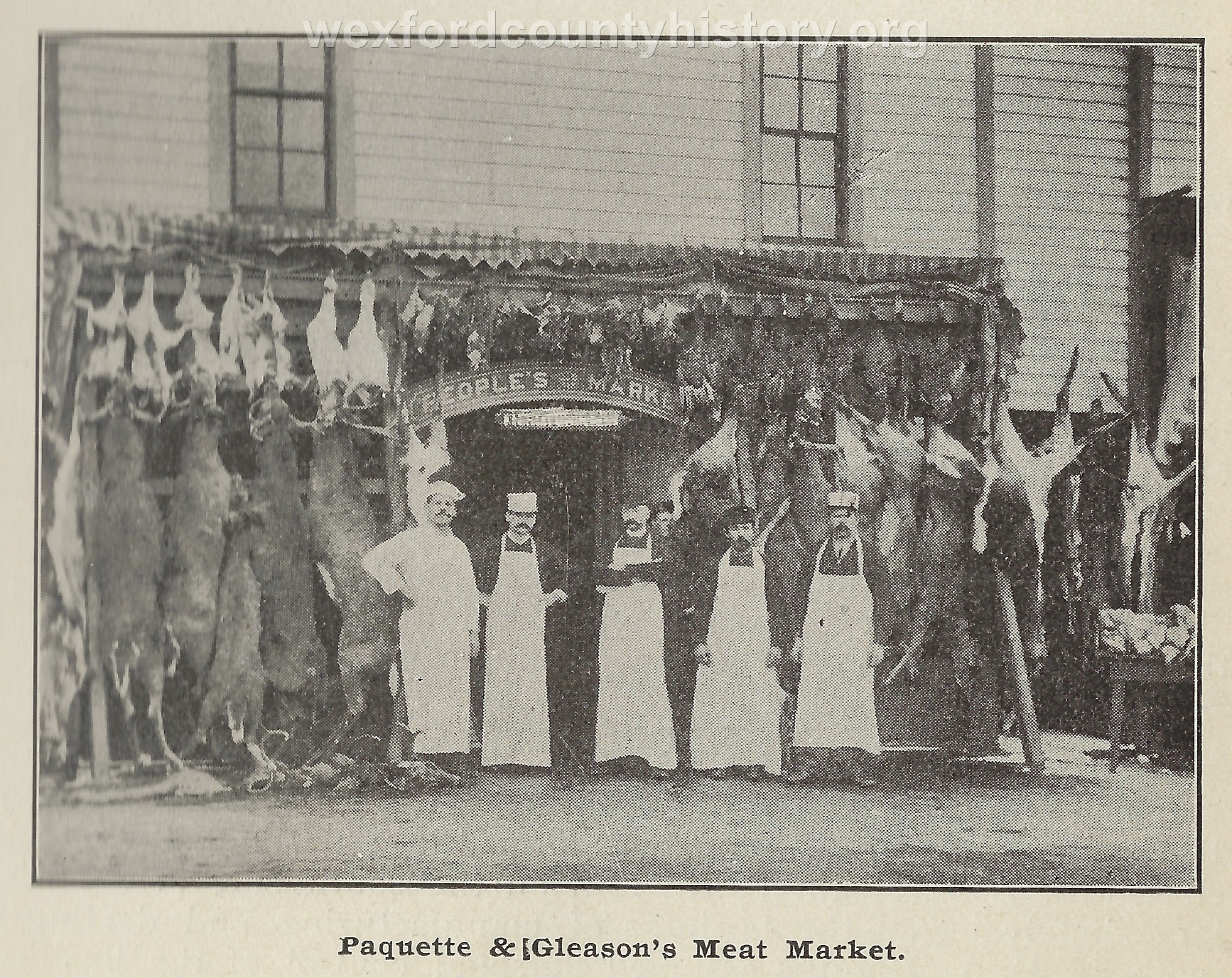 Paquette And Gleason Meat Market