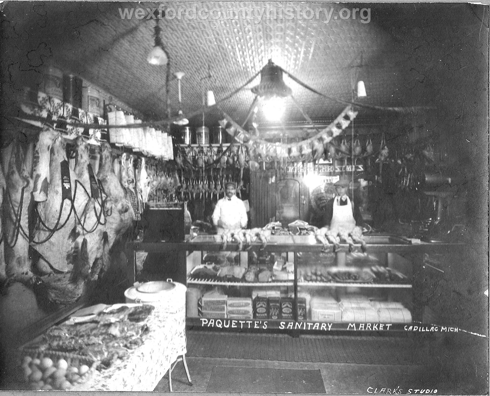 Paquette Meat Market