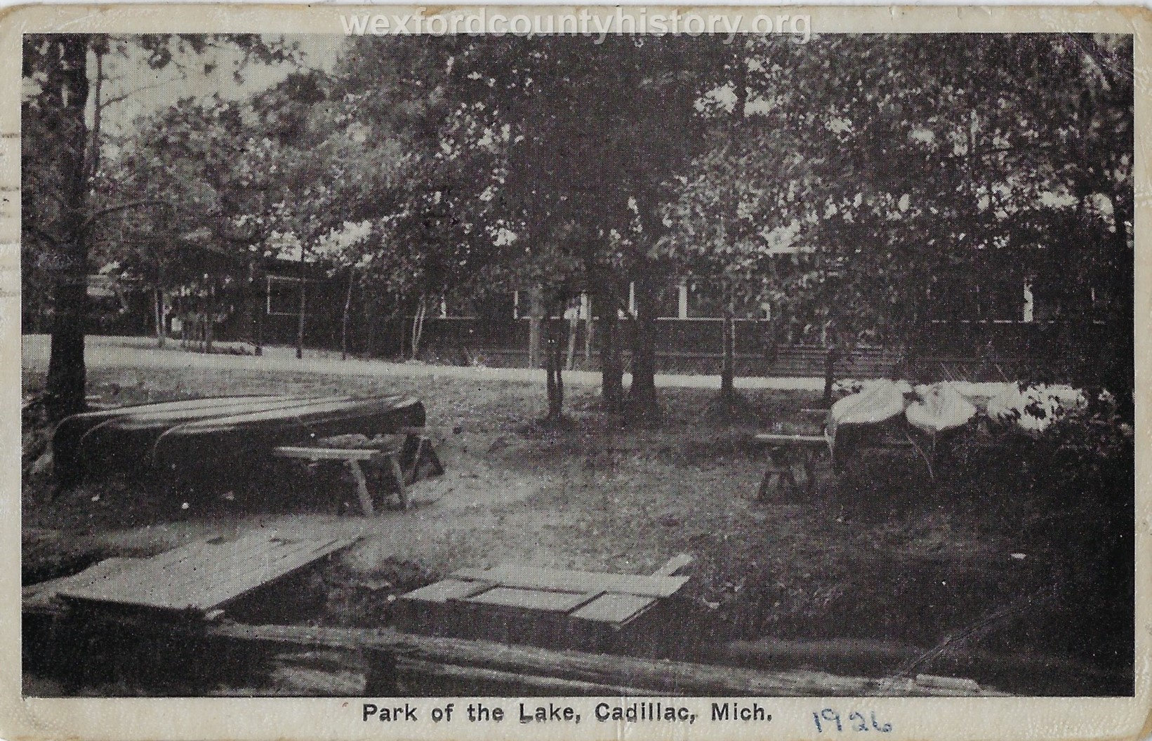 Park Of The Lakes