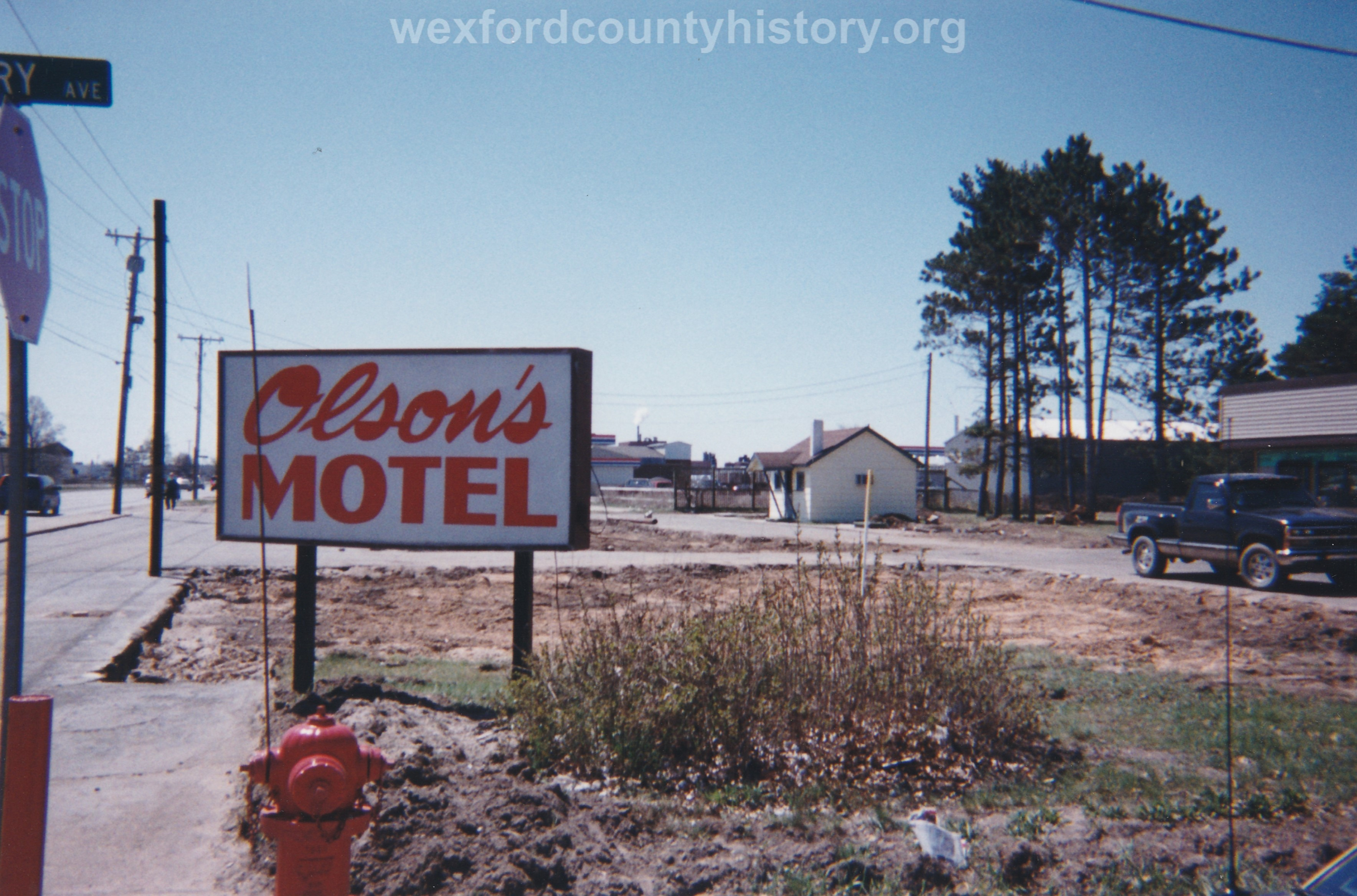 Olson's Motel
