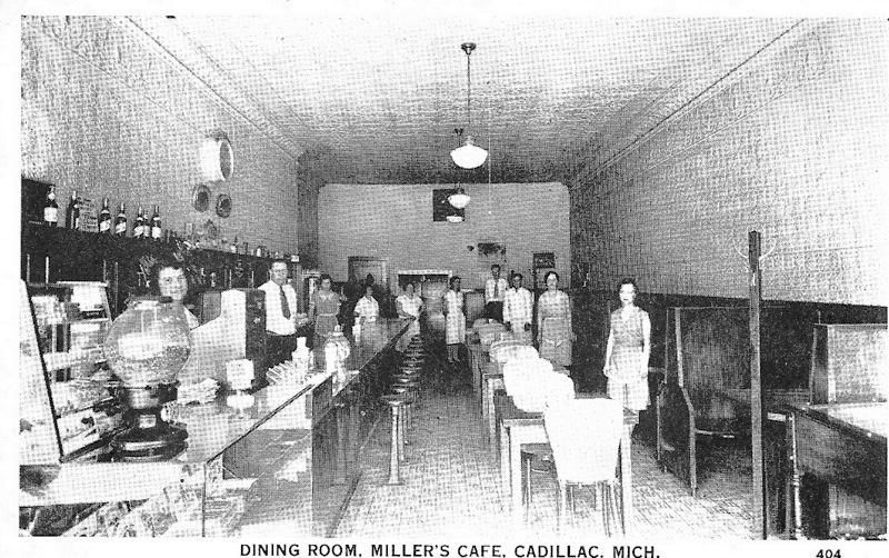 Miller's Cafe