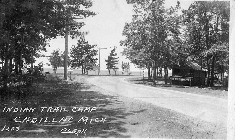 Indian Trail Camp and Resort