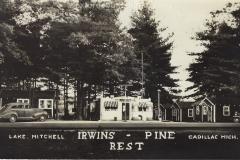 Irwin's Pine Rest