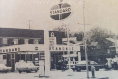 Peterson Standard Gas Station, 1975