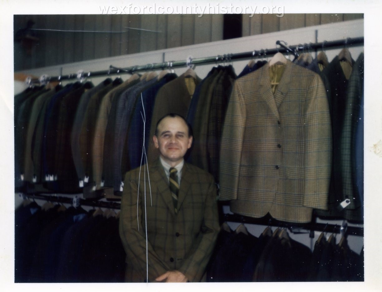 Ray's Clothing Den with Ray Bricault