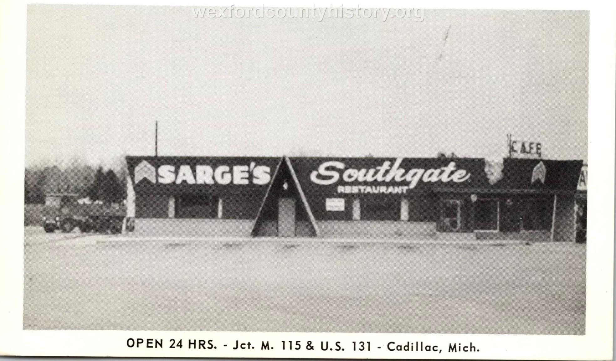 Southgate Restaurant