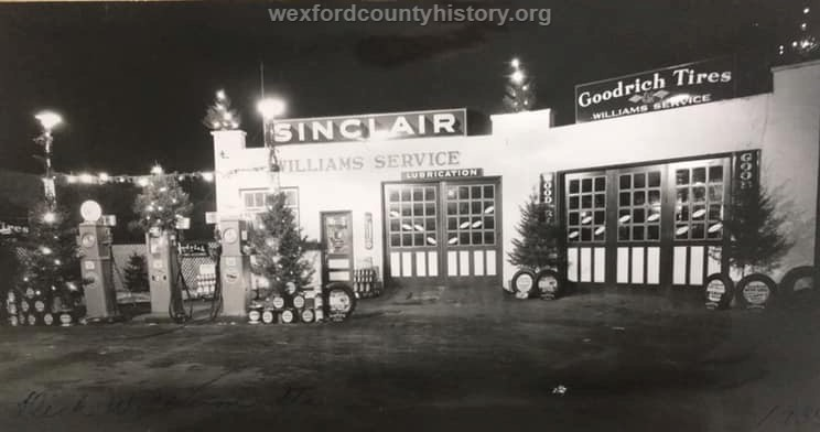 William's Sinclair Station
