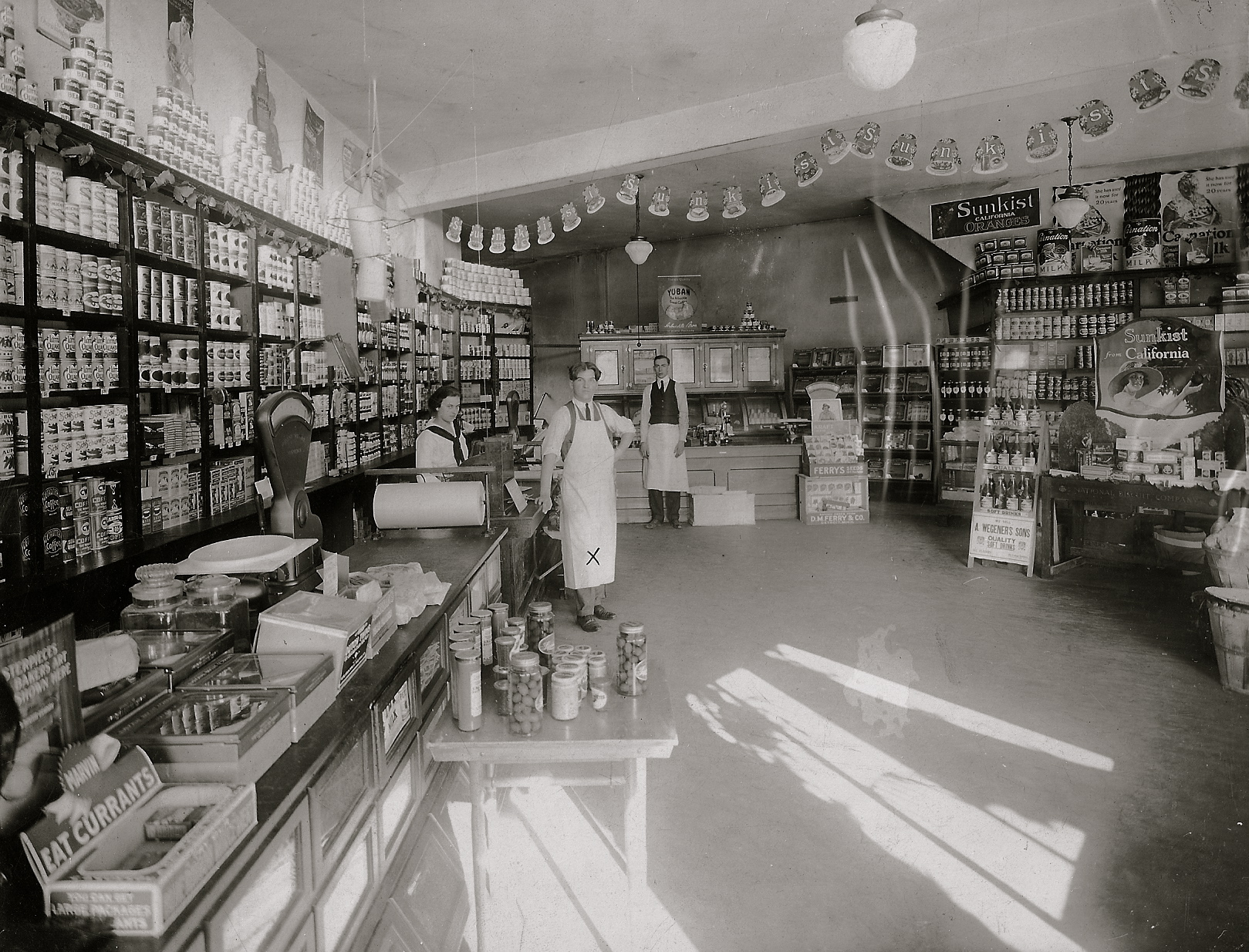 Cadillac Grocer