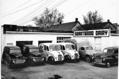 Swartwood Dairy Trucks