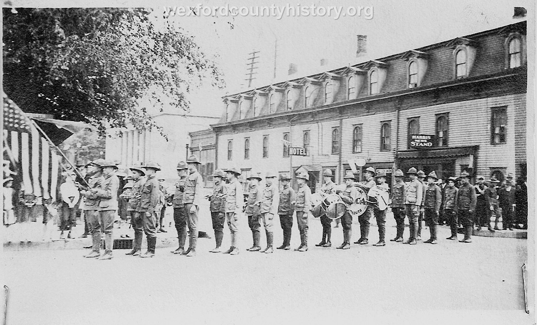 1_Cadillac-People-Boy-Scouts-Marching-by-American-Hotel