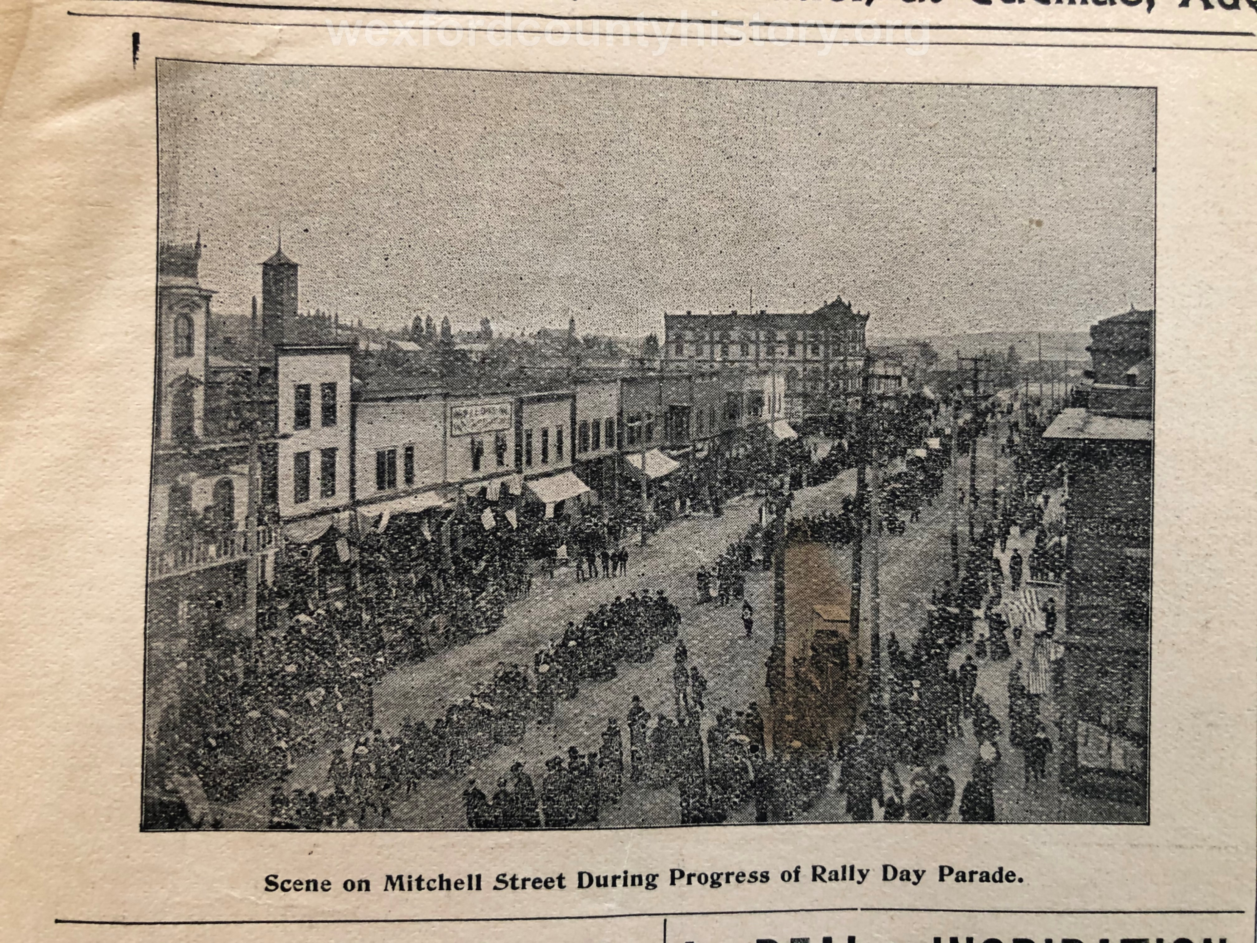 Cadillac-Parade-1897-08-27-Rally-Day-Herald-Picture-2