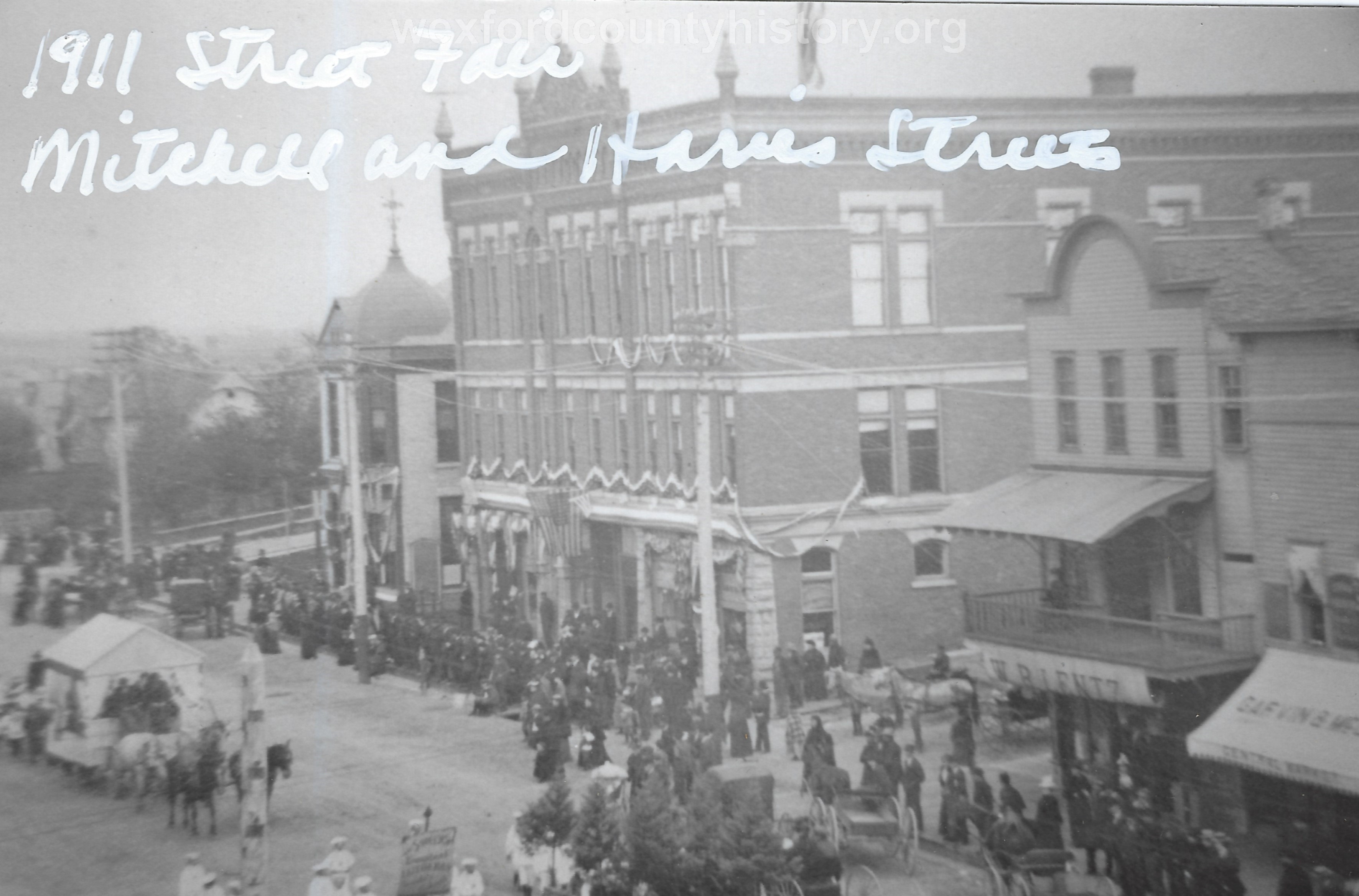 Cadillac-Parade-1911-Street-Fair