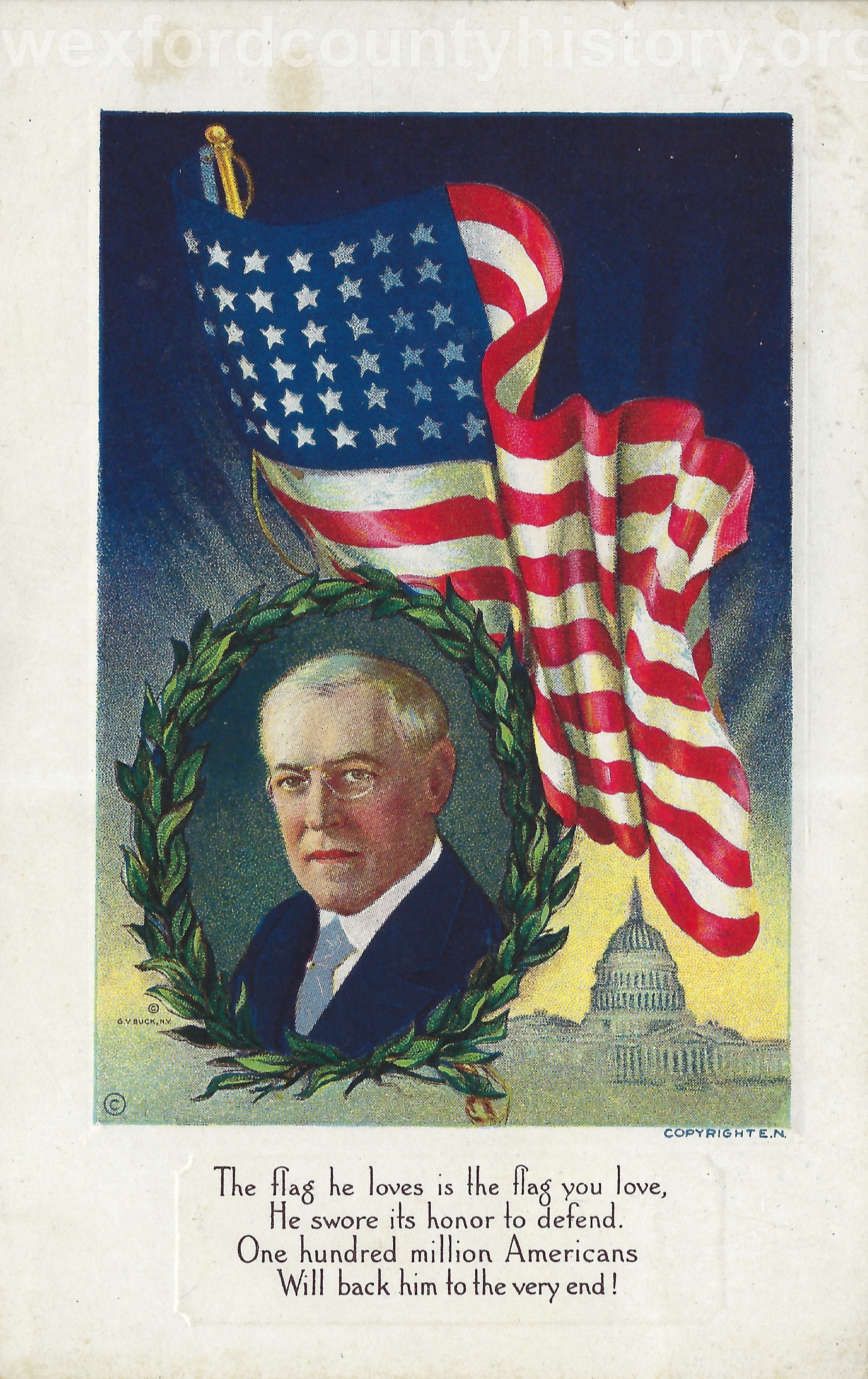 Cadillac-Parade-1918-11-14-Peace-Parade-24