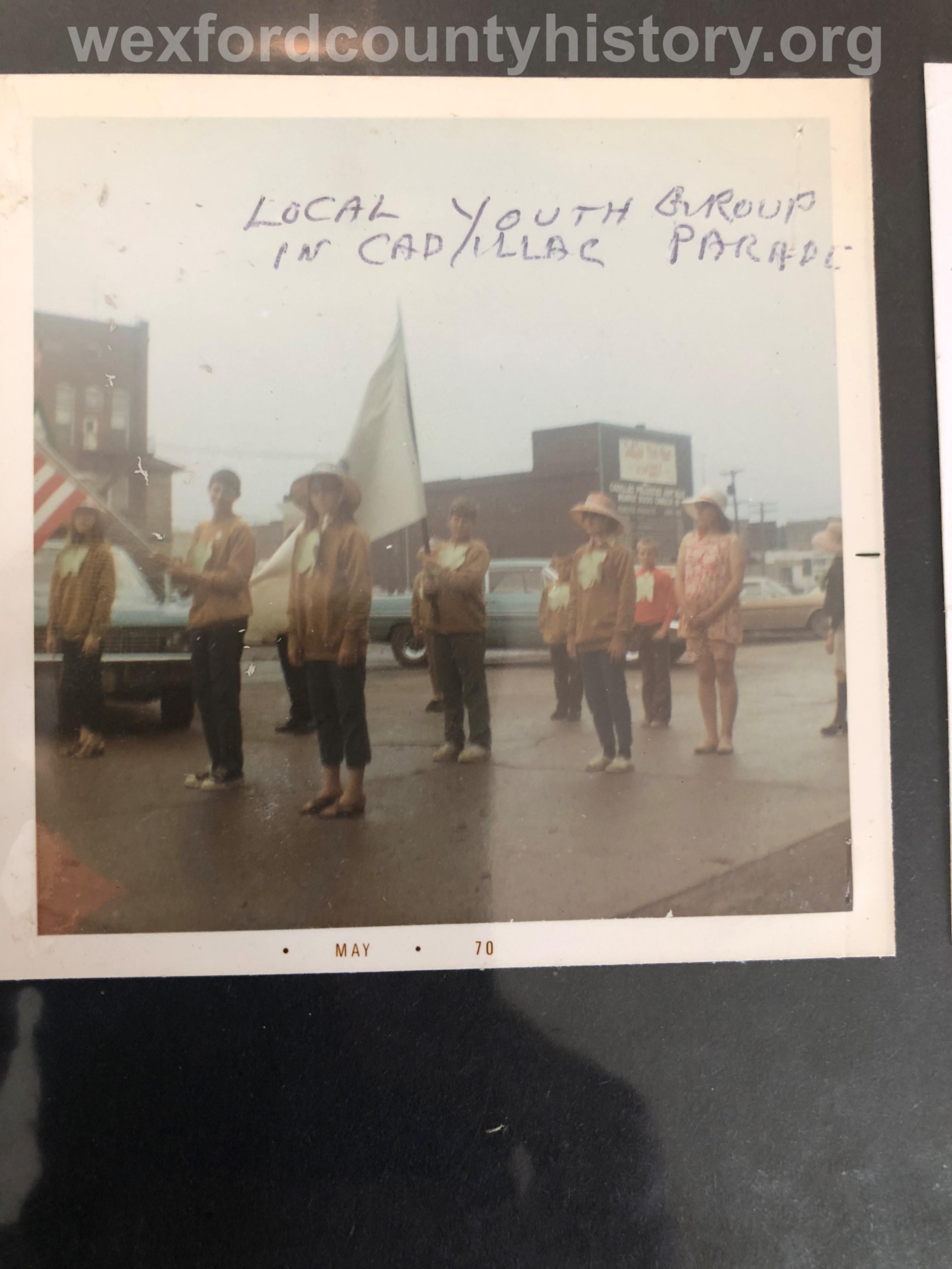 Cadillac-Parade-Local-Youth-Group-In-Parade-3