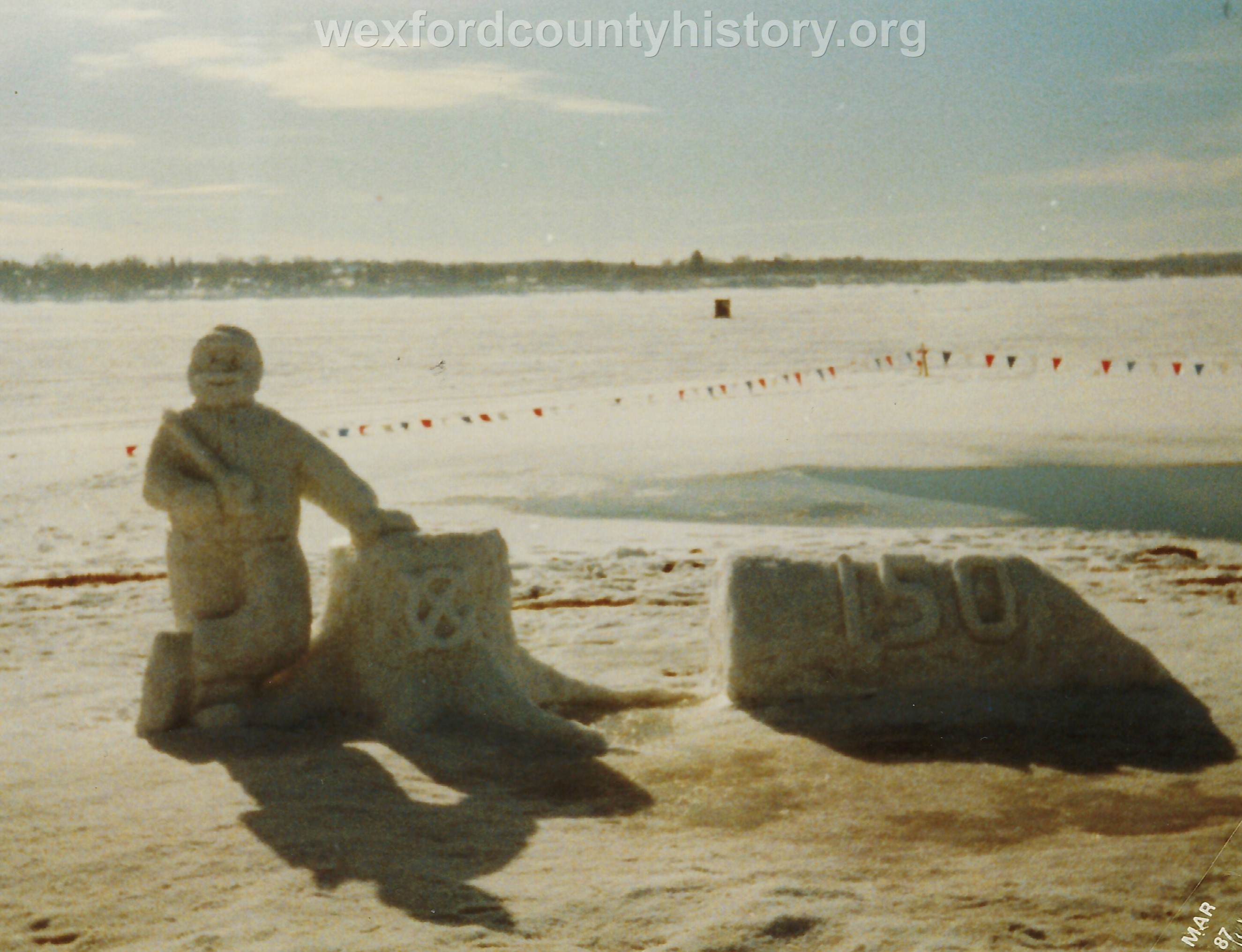 Cadillac-Recreation-Ice-Sculptures-On-Lake-Cadillac-For-Snowmobile-Festival-1