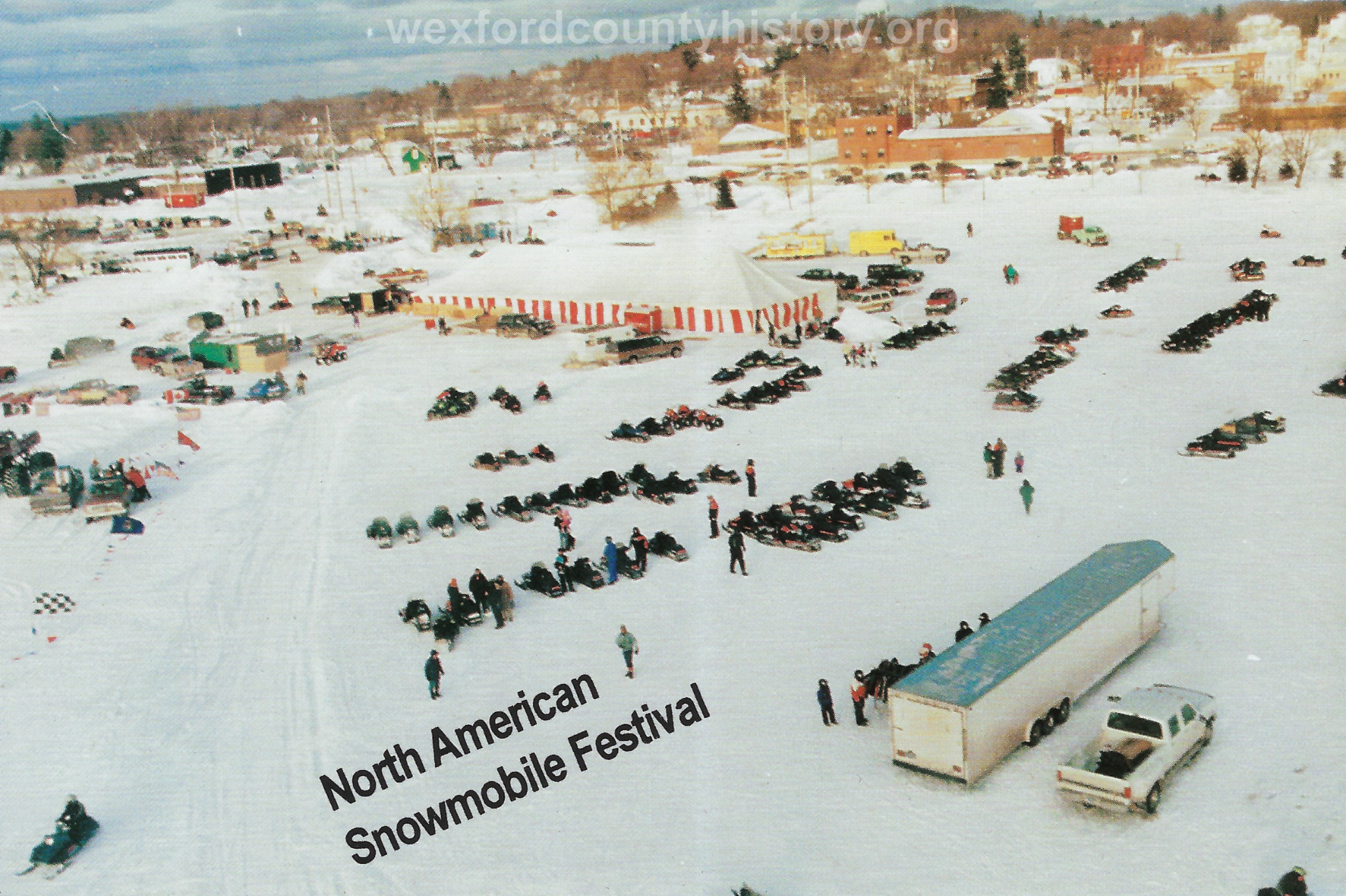 Cadillac-Recreation-North-American-Snowmobile-Festival