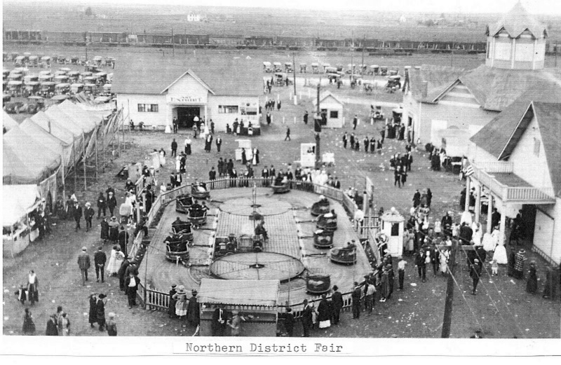 Holmquist Coll. Northern District Fairgrounds