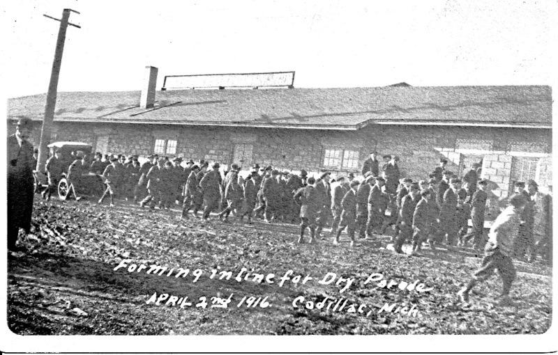 Dry Parade of 1916