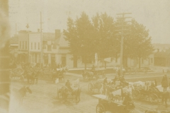 Cadillac-Parade-1902-Street-Fair-At-The-Intersection-Of-Cass-And-Mitchell-Streets-Showing-The-Southwest-Corner