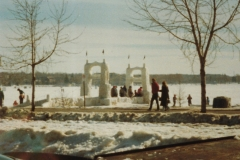 Cadillac-Recreation-Ice-Sculptures-On-Lake-Cadillac-For-Snowmobile-Festival-9