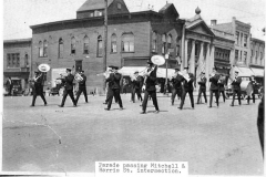 Holmquist Coll. Mitchell Street Parade