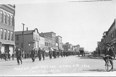 Dry Parade in 1916