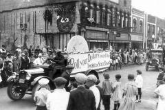 Peace Parade 1918