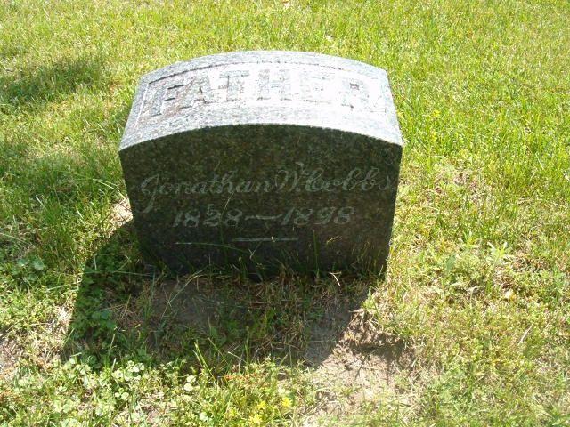 Jonathon W. Cobbs Tombstone