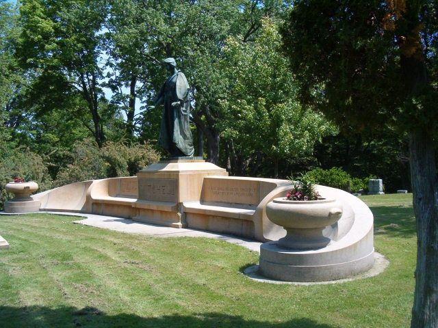 William Mitchell Family Monument