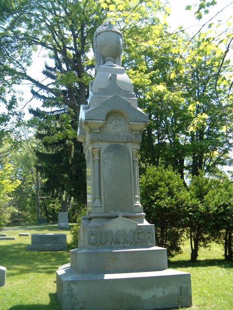 Cummer Family Monument
