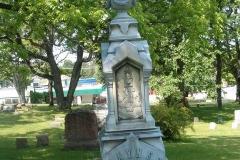 Haynes Tombstone