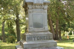 George Mitchell Family Monument