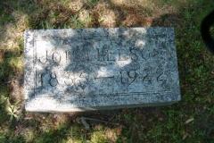Dr. John Leeson Tombstone