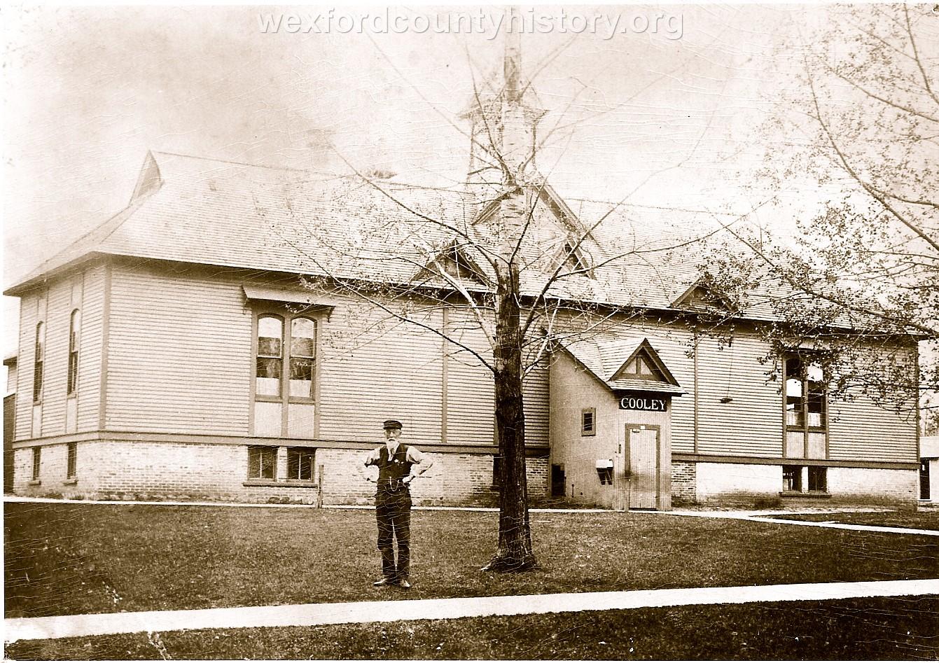 Old Cooley School (Fourth Ward)