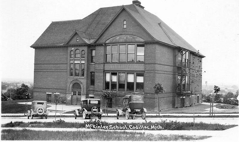 Mc Kinley School (Second Ward)