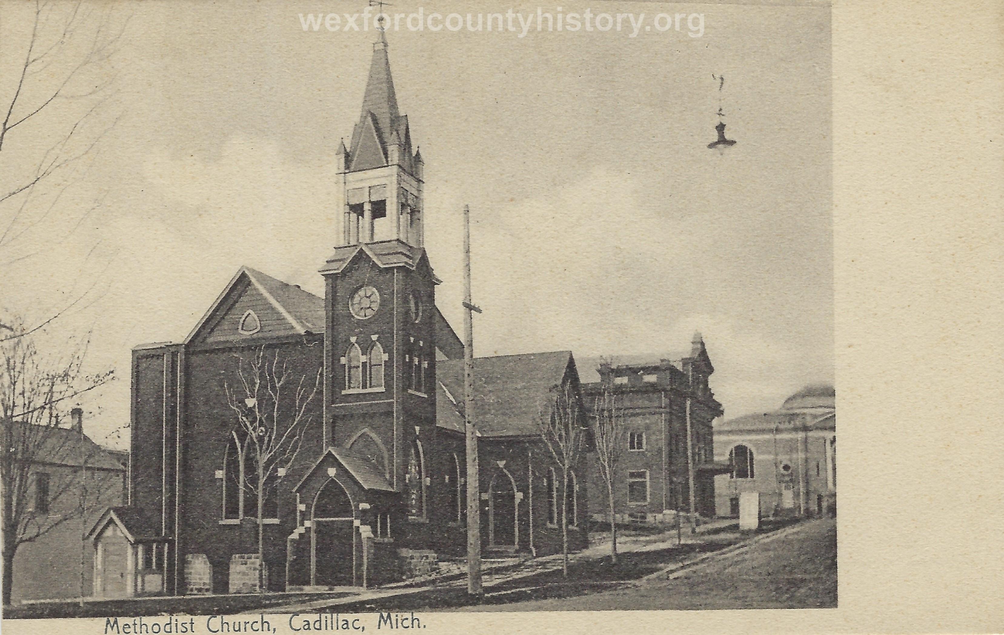 Methodist Episcopal
