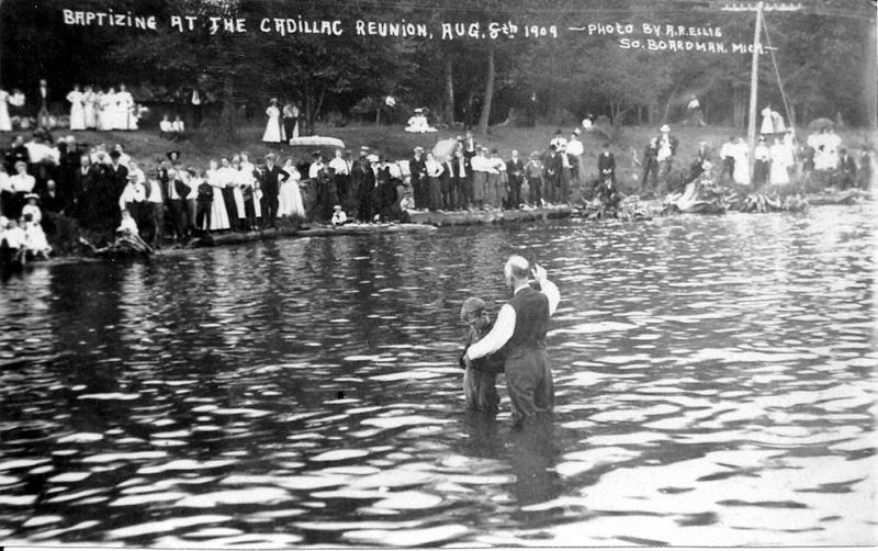 Church of RLDS Baptism