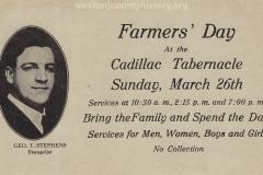 Cadillac Tabernacle