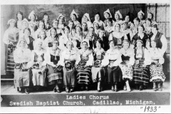 Swedish Baptist Church Choir