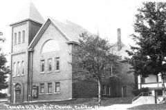 Temple Hill Baptist Church